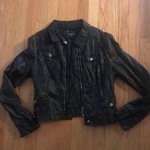 BEBE Moto Jacket BRAND NEW Large